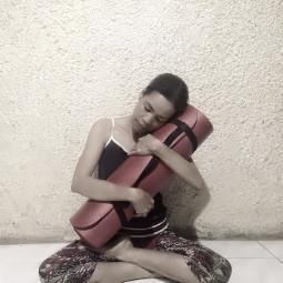 yogamat yoga metime quitetime sunday