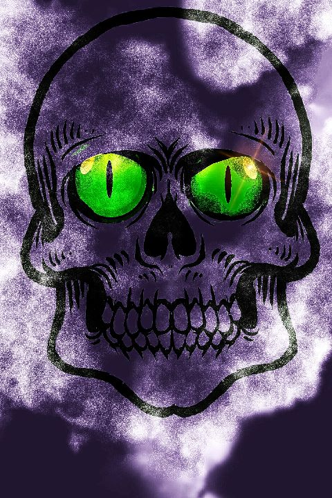 colorful skeleton halloween halloween2016 blessedsamhain dayofthedeath