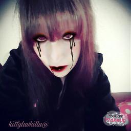 kittyluvkillu kittysmash1 me myself halloween2016