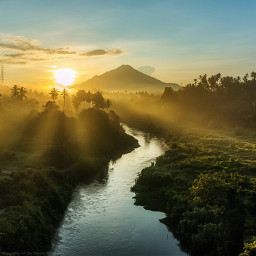 landscapephotography canonphotography indonesia_photography indonesia_nature_lover sunrise