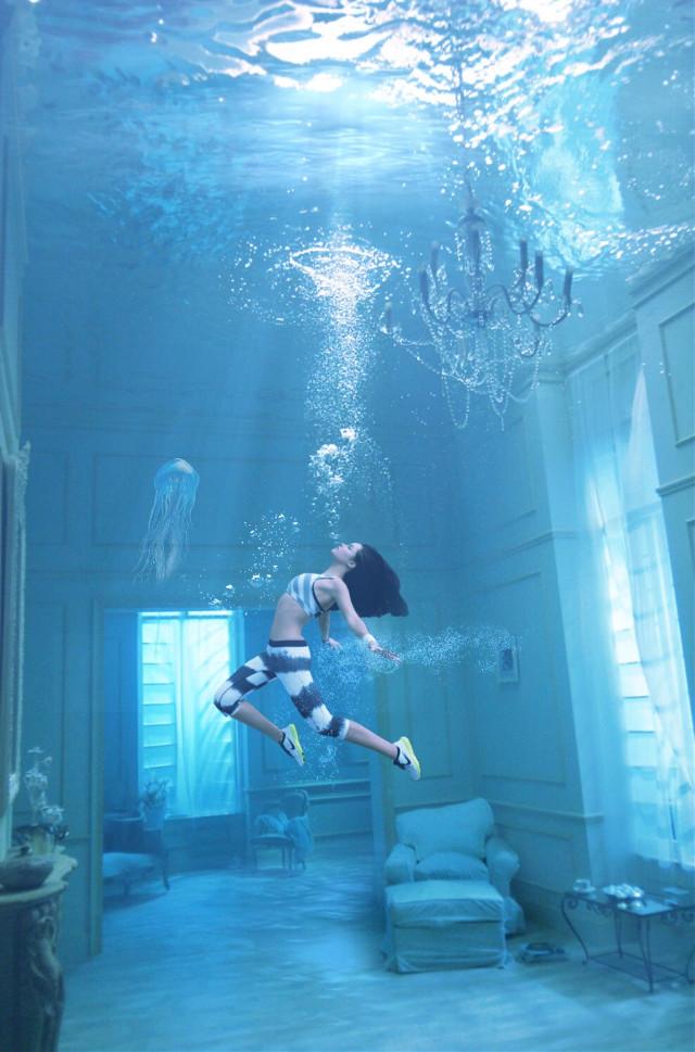 #art #water #editing #blue