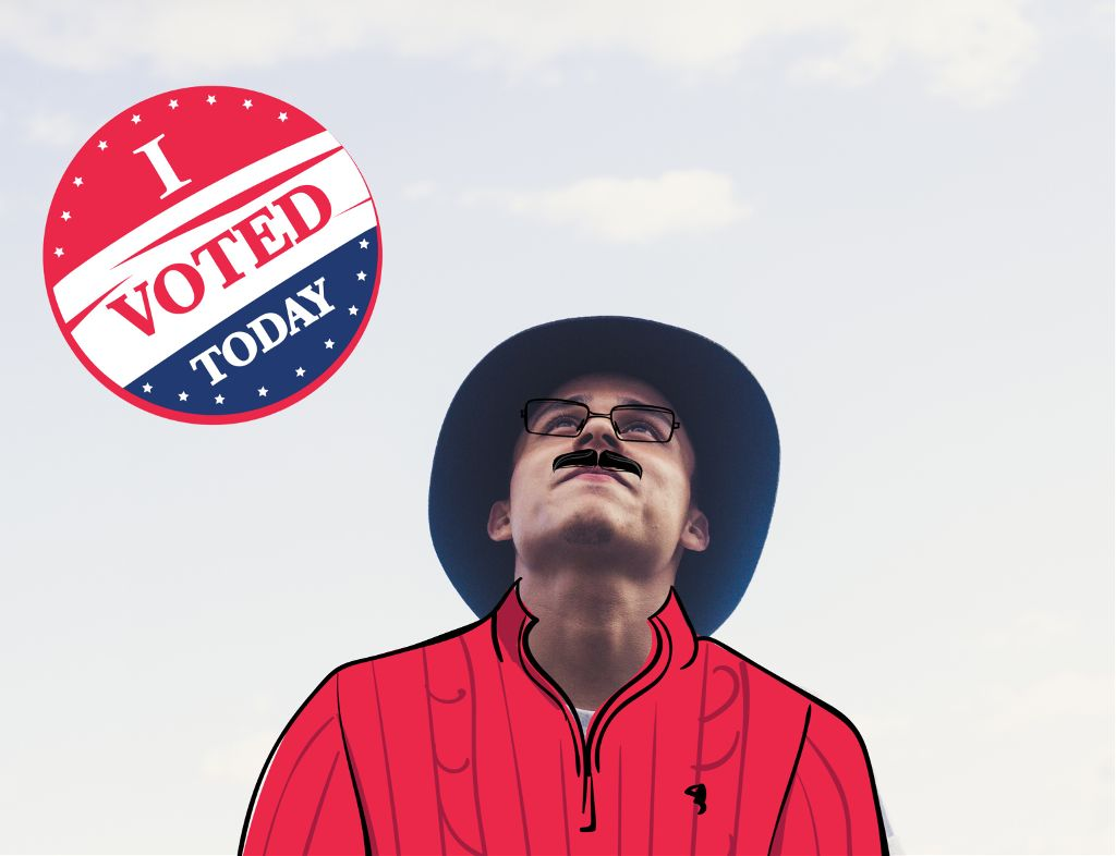 #FreeToEdit #vote2016 clipart!