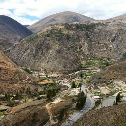 landscape peru montain berge art dpclandscape freetoedit