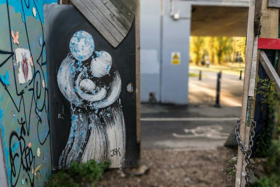 #streetart #Shoreditch #London