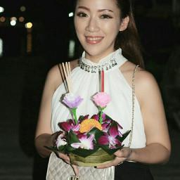 bangkok thailand specialday loikratong thaitradition