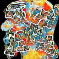 freetoedit hero geometric artistic