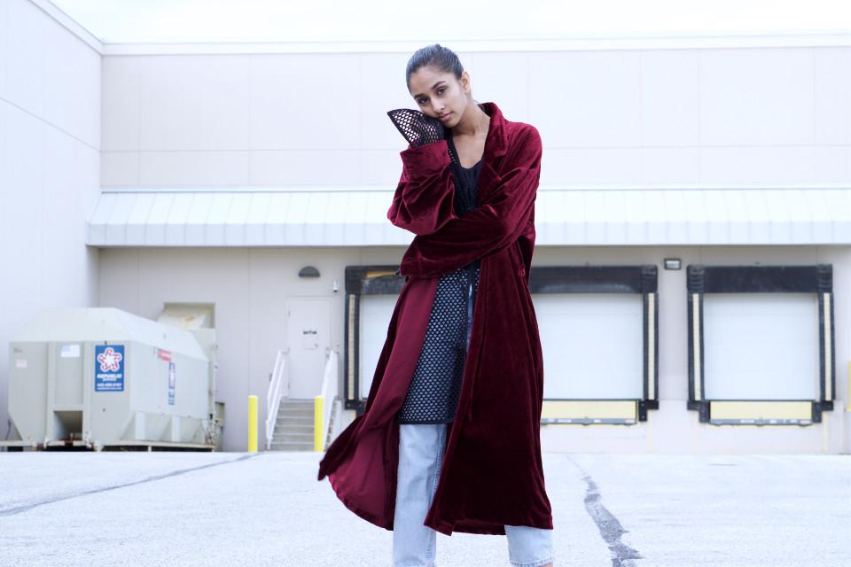 #FreeToEdit @freetoedit #fashion #ootd #velvet
