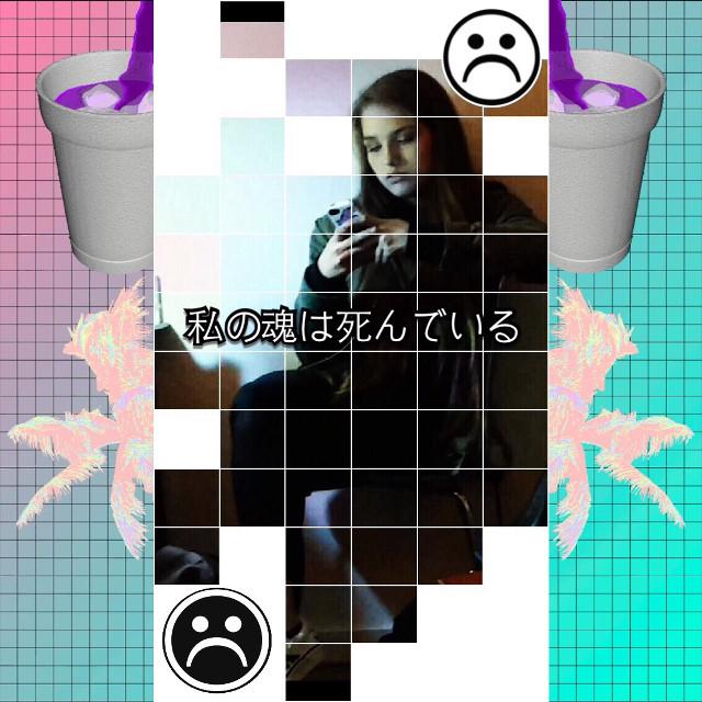 Edit of me #FreeToEdit #vaporwave #vaporwaveart