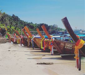 thailand kophiphi travel adventure love